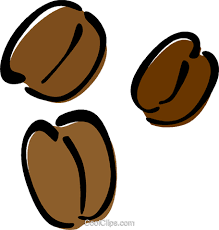 coffee beans clip art.  Clip Coffee Beans Royalty Free Vector Clip Art Illustration Vc014626 And Coffee Beans P