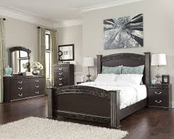 Mirrored Bedroom Dresser Vachel 6 Pc Bedroom Dresser Mirror Queen Poster Bed B264 31