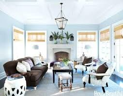 blue walls brown furniture. Light Blue Walls Brown Furniture Small Living Room Decorating Ideas Chocolate Sofa .