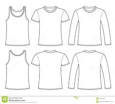 Design Your Own Clothes Template Shirt Templates For Kids To Design Their Own Clothes