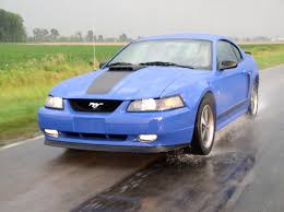 Automotive Trends » 2003 Ford Mustang Mach 1