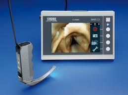 laryngoscopy. can video laryngoscopy improve trainee success in intubation?