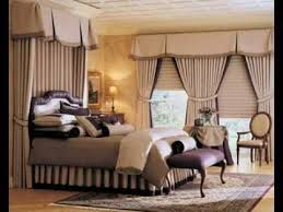 Attractive Master Bedroom Curtains Ideas With Curtains Design Ideas For Master  Bedroom Youtube