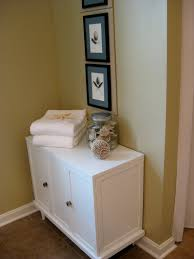 Bathroom Lovely Small Corner Bathroom Storage Cabinet Ideas Tidy
