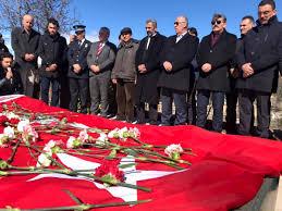 Eski Özel Harekat Başkanı Behçet Oktay mezarı başında anıldı - Haberler