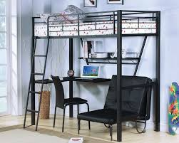 chair twin loft bed to enlarge