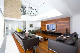 Wood Walls Living Room Design Interesting Design Of The Wooden Pop For Room That Has Wooden