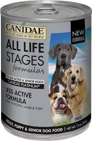 Canidae Life Stages Platinum Formula Canned Dog Food 13 Oz Case Of 12