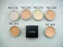 2016 new arrive mac cosmetics loose foundation whole