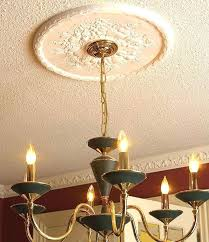 chandeliers chandelier ceiling medallion decorative with brass medal