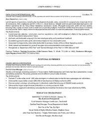 Resume Samples Types Of Resume Formats Examples Templates Sales ...