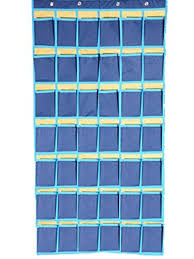 Classroom Pocket Charts Pocket Charts For Classroom Graphing Calculator Storage Cell
