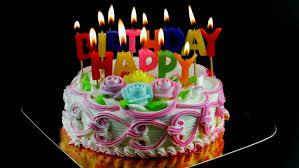 Birthday Cake And Candles Time Vidéos De Stock 100 Libres De