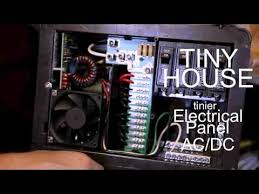 ac dc electrical panel wiring set up for a tiny house or camp ac dc electrical panel wiring set up for a tiny house or camp cabin