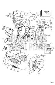 volvo penta exploded view schematic transom shield sx c sx c1 sx exploded view schematic