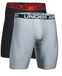 under armour underwear. under armour men\u0027s 2-pack boxerjock® boxer briefs underwear