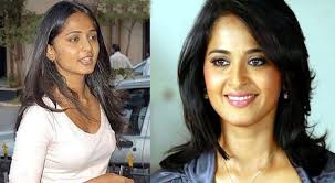 hka shetty with and without make up