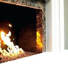 fireplace glass rocks fireplace glass rocks diy
