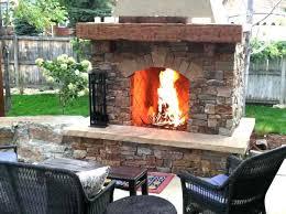 wondrous outdoor fireplace calgary outdoor fireplace kits calgary home depot canada brick gecalsa