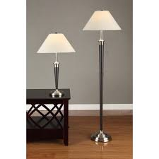2 piece table and floor lamp set piece lamp set96