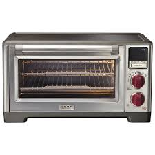 wolf gourmet elite countertop toaster oven 1 05 cu ft stainless steel toaster ovens best canada