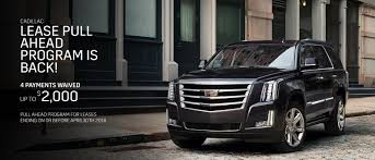 2018 cadillac lease deals.  lease lease pull ahead program for 2018 cadillac lease deals