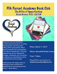 rescheduled date march 11 2019 7 30pm at the woodcliff a center woodcliff lake pfa d o w n l o a d in p d f the gifts of imperfection