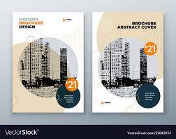 Design Corporate Brochure Template Layout Design Corporate