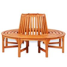 circular furniture. wooden tree surround garden furniture outdoor bench circular wrap around seating