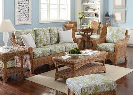 Wicker Rattan Living Room Furniture Indoor Wicker Sofa Latest Sofa Designs Ideas Pictures Remodel