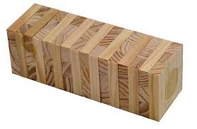 Wooden Bricks Game Jenga Wood Stacked Bricks 100 Bricks Table Game Kickstarter Board 74