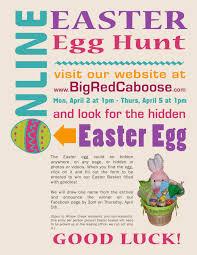 Easter Egg Hunt Announcement Template Easter Egg Hunt Flyer The