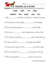 Free printable phonics workbooks, phonics games, worksheet templates, 100s of images for worksheets and more. Resources Worksheets Digraphs Worksheets Digraph Phonics Worksheets