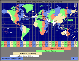 Forex Trading Hours Chart Forex Hours