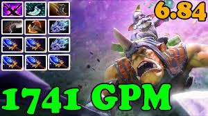 dota 2 patch 6 84 alchemist 1741 gpm epic strategy aghanim s