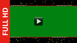 Video Frame Background Green Screen HD ...