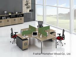 modern office cubicle. Modern Office Furniture Cross Cubicle Workstation (HF-MA005) R