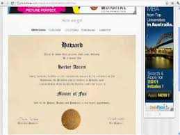 how to create a fake diploma for yourself  how to create a fake diploma for yourself