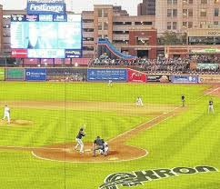 Akron Aeros Seating Chart Akrons Canal Park A Fantastic Venue For Baseball Fans