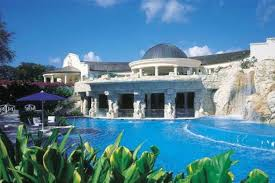 Angelic Mansion When Barbs Became Marbs British Celebs Flock To Barbados