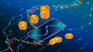 Forex Chart App Cryptocurrency Stock Exchange Investment Mobile App