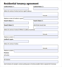Tenancy Agreement Template Pdf Tenancy Agreement Template Pdf Sample ...