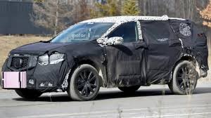 2018 acura rdx spy photos. Fine Acura 2019 ACURA RDX Facelift Spy Shots Intended 2018 Acura Rdx Spy Photos L