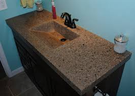 concrete bathroom counter introduction concrete countertop with integrated sink and fiber optics white concrete bathroom countertop concrete bathroom