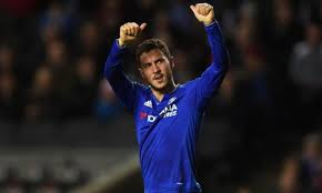 Welcome to the official facebook page of chelsea fc! Chelsea Fc News Eden Hazard Scores His 50th Goal And Kisses The Badge Fan Reaction Talksport