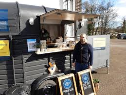 You should choose a model that can operate in limited space, and which also has reduced power capabilities. Ex Jockey Pulls In The Punters With Coffee Business In Converted Horse Trailer Northumberland Gazette