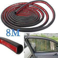 car motor door small d shape rubber seal weather strip oem hollow 314 8m