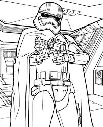 Pictures featuring various characters and scenes from the series gives them an opportunity to indulge in their favorite epic space opera film. Stormtrooper Coloring Sheet Star Wars To Print Topcoloringpages Net
