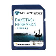 Nebraska One Chart Lakemaster 6000131 Digital Gps Electronic Fishing Chart