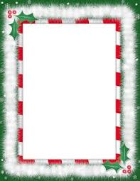 christmas menu borders free christmas menu templates halloween holidays wizard